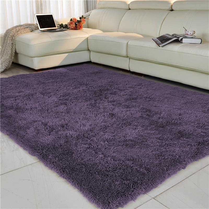 Thick Large Floor Carpets For Living