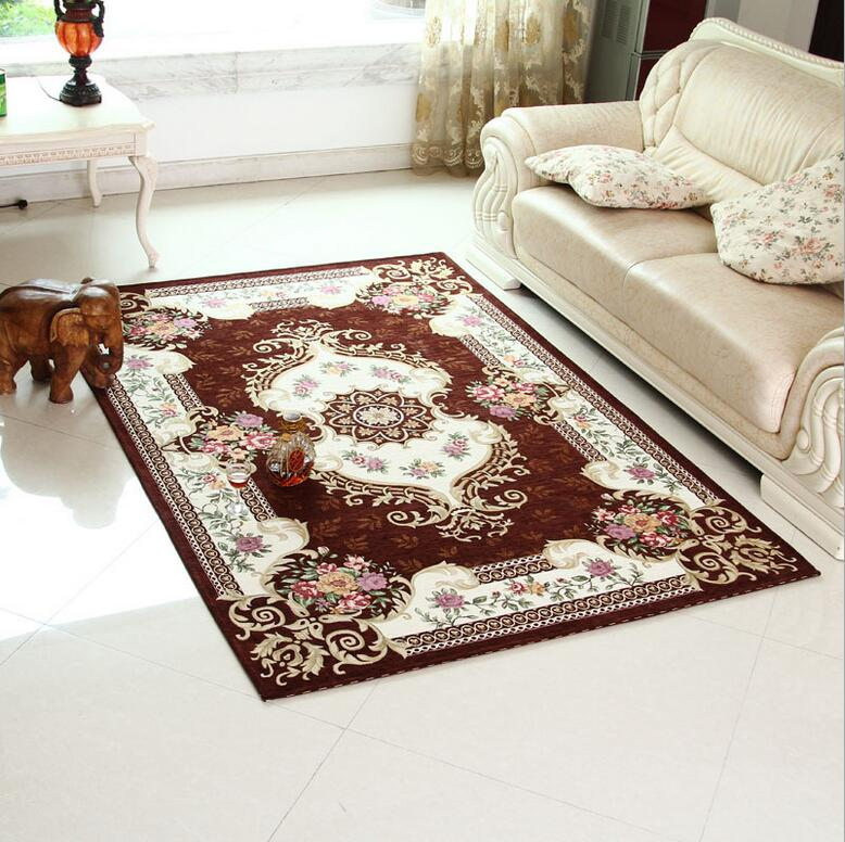 Classical Red Carpet Area Rug – Shopztec Market