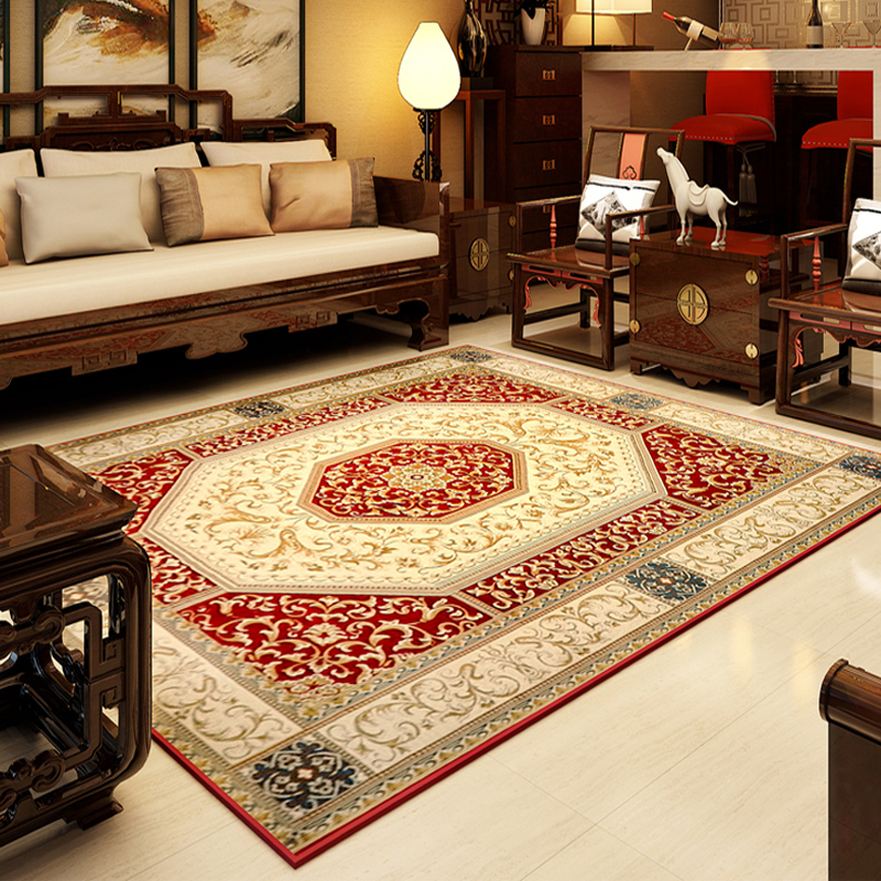 140x200cm Vintage Chinese Carpets For Living Room European